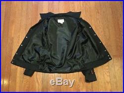 1950s Mid Century Vintage Rayon Western Bolero Jacket Rockabilly RARE! Mint
