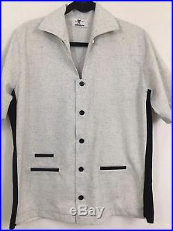 1950s rockabilly styled atomic fleck Shirt