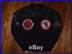 1991 Malcolm X SPIKE LEE crew jacket vtg 90s hip hop shirt NIKE 40 acres film XL