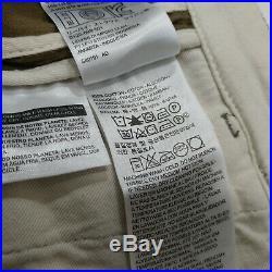 $395 Levi's Men`s Vintage Clothing 1900s Patchwork Corduroy Pants Size 29 27