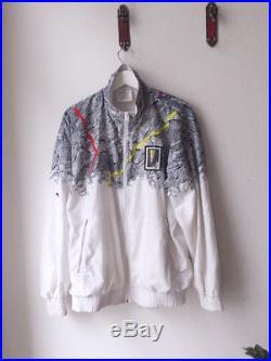 70's / 80's Vintage Jacke ADIDAS STEFAN EDBERG