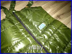 80s Mountain Equipment Fitzroy Mens Altitude Salopettes L Pants Trousers Vintage