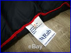 80s Rab Kinder / Peak Men's Down Smock Jacket S Made in Sheffield, UK Vintage