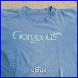 90s Vintage 808 STATE Gorgeous tour shirt acid house techno aphex twin bjork