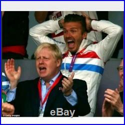 Adidas Originals Mens Olympic Team GB Jacket 2012 David Beckham Bnwt Vintage