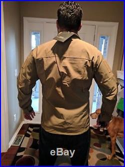 Arcteryx LEAF Combat Jacket Men's, DEVGRU New with Tags- Large, crocodile