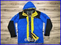Berghaus Mera Peak Gore-Tex Men's Jacket XL RRP£389 Vintage Blue Waterproof