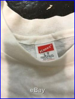 96a6d4fe8 Bootleg Bart LL Cool J T-Shirt 90s VTG Simpsons L Betty Boop Jingling Rare