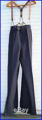 CC41 Demobilisation Demob Authentic Vintage 2 Piece Suit Tall Goodwood reenact