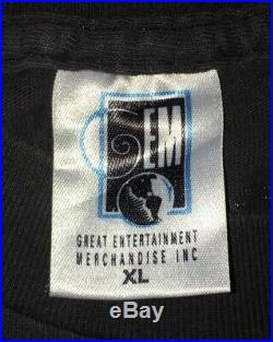 Cypress Hill Vintage GEM Single Stitch Rap Tee T Shirt OG XL Experience 90s