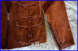 East West Musical Instruments Leather Jacket BarnStormer