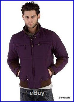 Giacca Zu Elements giubbotto imbottito uomo men jacket 100% originale E-best L