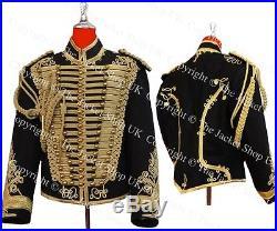 Hussars Jacket Gilt Braid Dolman Shoulder Boards Aiguillette