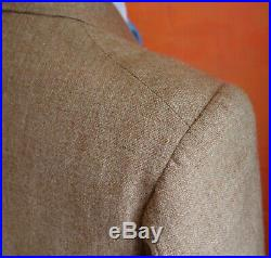 Incredible and all authentic 1930's British Vintage Town&Country Suit, 36