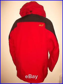 JACK WOLFSKIN Jacke outdoor vintage men jacket texapore fleecejacke XXL 58 (XL)