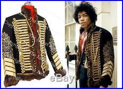 Jimi Hendrix Jacket (Exact Replication)