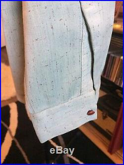 Killer 1950s Pullover Shirt Rockabilly VLV Atomic Fleck