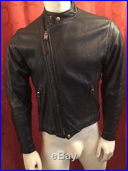 LANGLITZ LEATHERS 1988 Leather CASCADE Jacket BARELY WORN Small Medium