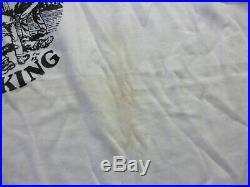 LA police brutality Rodney King riots vintage t-shirt 1992 XL political