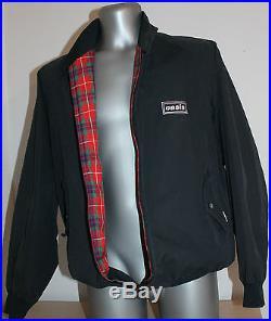 Limited Edition Oasis Baracuta Mens G9 Harrington Jacket Mods Punk Indie 42