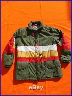 LUHTA Jacket Veste Chaqueta Ski Keke Rosberg True Vintage Made in Finland F1