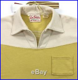 Levis Vintage Clothing LVC Sportswear Surf Riders Mens Large Pullover Sweatshirt