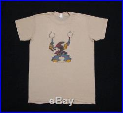 MICKEY MOUSE COWBOY Tropix Togs Vintage 70s 80s soft thin T Shirt