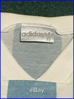 Maradona Argentina 1993 Authentic Vintage Original Collectable Jersey