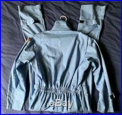 Men's vintage Flight Apparel NASA Flightsuit coveralls Aerospace Academy size M