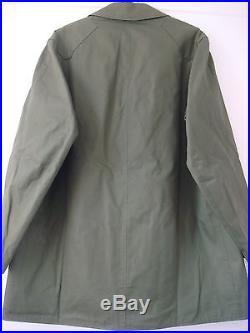 Mens Vintage English British Original Grenfell Cloth Shooter Coat Jacket
