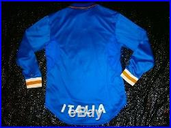 NIKE SUPREME VTG 1996 EURO CUP Italy Italia Soccer Jersey Shirt Football XL 90's