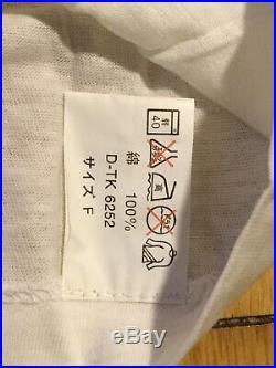 NOS vintage 1996 SONIC THE HEDGEHOG shirt L longsleeve Sega Japan video game 90s