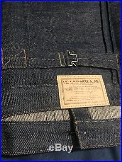 New Levi's Levis Vintage Clothing LVC 1880 Cone Denim Jacket Men Large