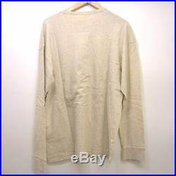 New Levis Mens Vintage Clothing 1920's Sunset Henley 3 Button T-Shirt Tee Sz XL