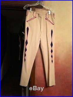 Nudie Western Pants Rockabilly