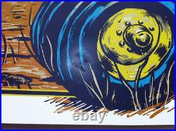 PEARL JAM iWireless Center Moline October 17, 2014 IAN WILLIAMS Concert Poster