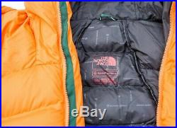 RARE, North Face Summit Series 700 gr Down Expedition Jacket, Lg, NYT, Vintage