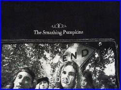 RARE Vintage The Smashing Pumpkins RARE punk rock Concert tour T Shirt