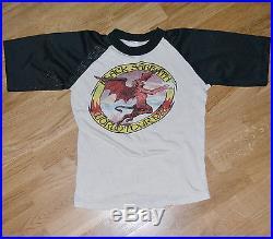 RaRe 1978 BLACK SABBATH vtg concert jersey tour shirt (S/XS) 70s Ozzy Osbourne