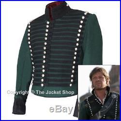Richard Sharpe 95th Rifles Napoleonic War Military Jacket Tunic 2