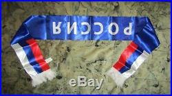 Russia, Reebok, vintage jersey 1994-95, L, perfect + scarf gratis