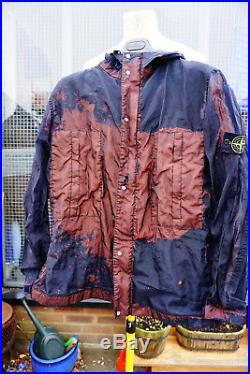 STONE ISLAND NYLON Metal Jacket VINTAGE