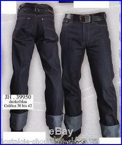 Selvedge Jeans USA 50er Rockabilly Psychobilly Denim Worker 1955 cut All sizes