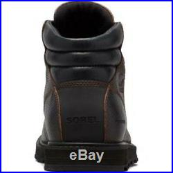 Sorel Vintage Madson Hiker Mens Brown Waterproof Walking Hiking Boots Size 8-11