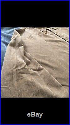 Stone Island Cord Shirt Xl Beige Rare Collectors Men Clothes vintage corduroy