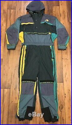 The North Face TNFX Snowboard Ski Snow Suit Winter Sports Vintage AZTEC Mens XL
