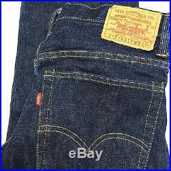 VTG LEVIS BIG E JEANS 517 1960's RARE 32×31 517-0217 31×32 NOT 501