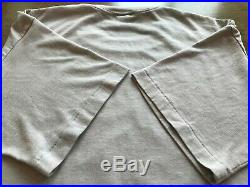 VTG Nike 80s Blue Tag Swoosh Rainbow Sunset Mountain T Shirt Men's Large Rare