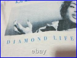 Very Rare 1984 SADE DIAMOND LIFE VINTAGE T-SHIRT