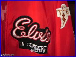 Veste Elvis In Concert Jacket Elvis In Concert